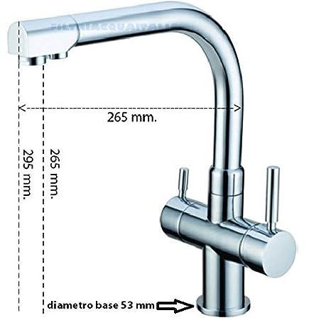 Depurador de agua de micro filtración - Kit Everpure 4C con ...