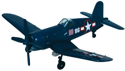 Scale Airplane Replica (Smithsonian Museum Replica Series F4U Corsair - 1/48 Scale)
