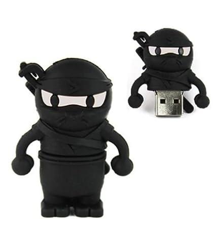 USB Flash Drive de Happy Star® de 16 GB con diseño de ninja ...