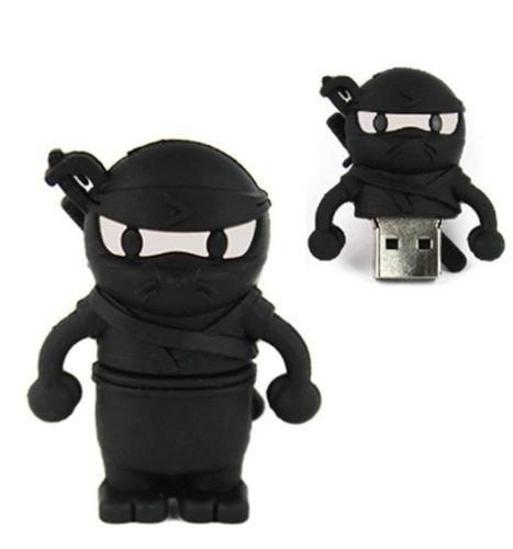 Happy Star® 16Go Cool japonais Ninja fantaisie Memory Stick USB Flash Drive ChaoYing Trading