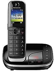 Panasonic KX-TGJ320 - DECT Telefoon Met Antwoordapparaat, Zwart