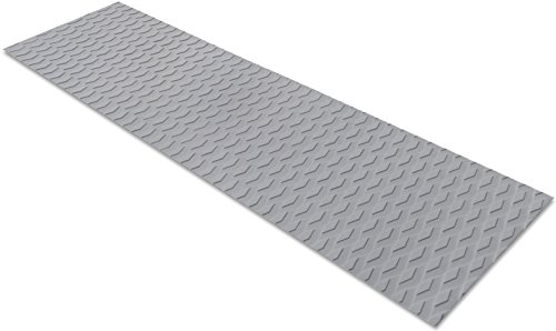 Punt Surf Traction Non-Slip Grip Mat [34 x 9] - Versatile & Trimmable Sheet of EVA Pad with 3M Adhesive. Perfect for Boat Decks, Kayaks, Surfboards, Standup Paddle Boards, Skimboards & More
