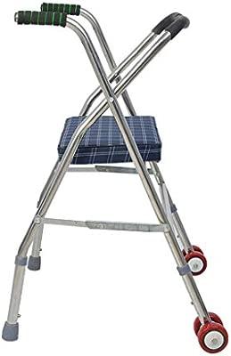 LHNLY-Andadores Bastidor para Caminar con sillones con ...