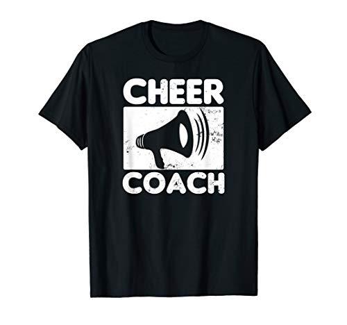 Cheer Coach Design | Megaphone Gift -