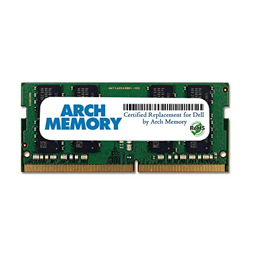 Arch Memory Replacement for Dell SNP821PJC/16G A9168727 16 GB 260-Pin DDR4 So-dimm RAM for OptiPlex 3050M (Micro Form Factor)
