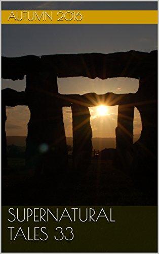 Supernatural Tales 33 - Wall Bronze British
