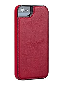 Sena Lugano Kontur pour Apple iPhone 5 5S - Rouge  Amazon.fr  High-tech 82b343cebc6be