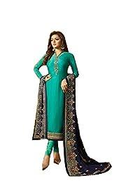 7ec7d091f14 Delisa Designer Wedding Partywear Silk Embroidered Salwar Kameez Indian  Dress Ready to Wear Salwar Suit Pakistani