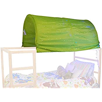 Amazon Com Ikea 403 384 05 Kid Bed Canopy Green