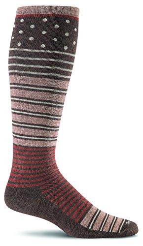 Sockwell Women's Twister Graduated Compression Socks