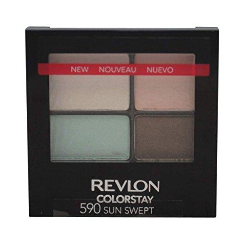 Revlon Colorstay Hour Shadow Quad