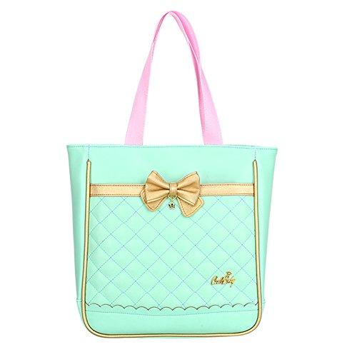Tusong Princess Children School Bags Handbag for Girls Students