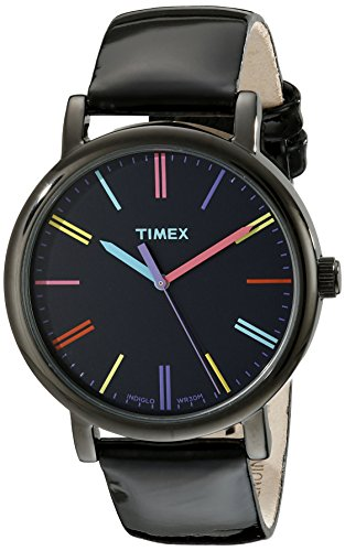 Timex-Unisex-T2N790AB-Originals-Black-Watch