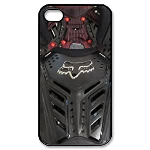 Custom Your Own Fox Racing iPhone 4/4S Case , personalised Fox Racing Iphone 4 Cover