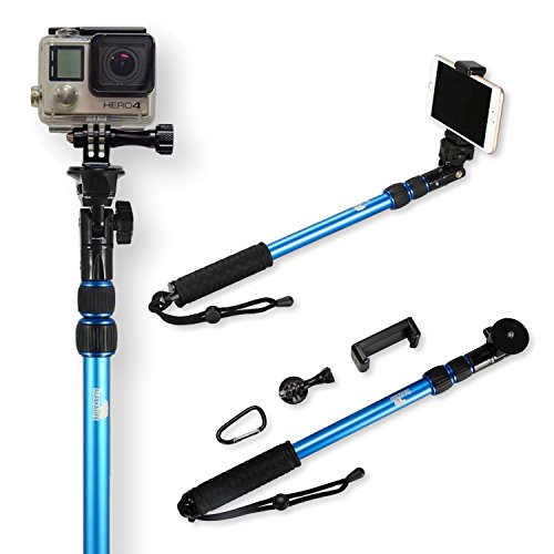 Selfie Monopod Camera Accessories Bluetooth