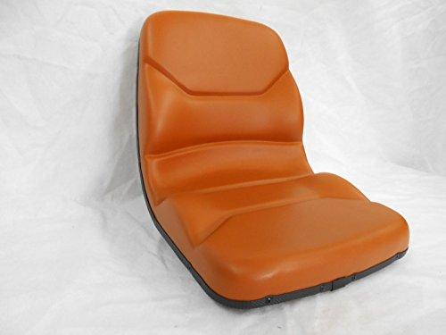 BROWN SEAT FITS CASE BACKHOE LOADER 580C, 580D, 580E, 580K, 580L,580M #NO by Gogad