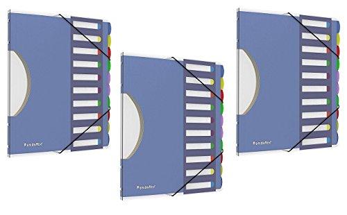 Pendaflex Index Dividers - Pendaflex PileSmart Project Sorter, Letter Size 3-Pack