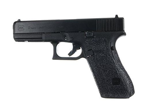TALON Grips for Glock 17, 22, 24, 31, 34, 35, 37 (Gen5 No Backstrap, Rubber-Black)