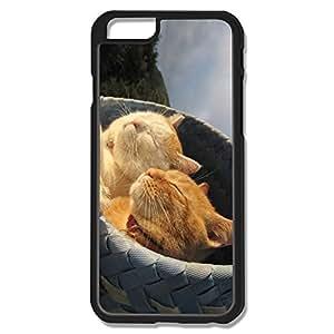 Fantastic Lazy Cats Pc Cover For IPhone 6 wangjiang maoyi
