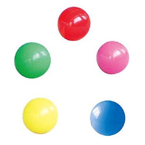 POCO DIVO 400 Pit Balls Crush-Proof BPA Free Plastics Ball 5-Color Kids Play Non-Toxic Wonder Ball with Mesh Bag by POCO DIVO (Image #2)