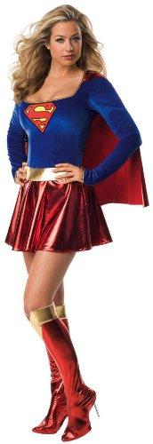 Sexy female superhero costumes