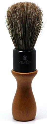 Vie Long Barbershop Horsehair Shaving Wooden product image