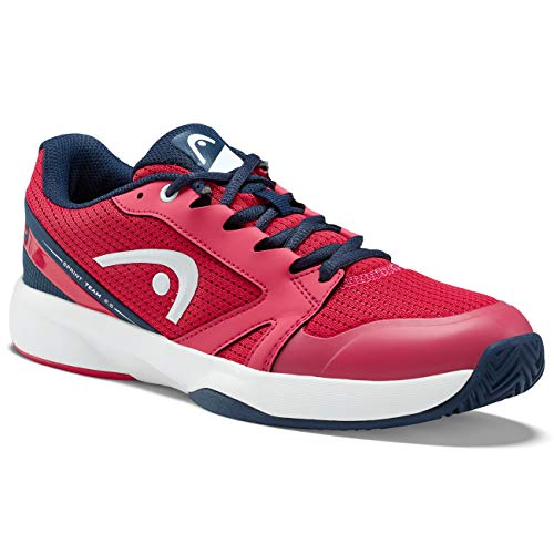 HEAD Sprint Team 2.5 Damen Tennisschuhe, Rot (Magenta/Dark Blue Madb), 9 (43 EU)