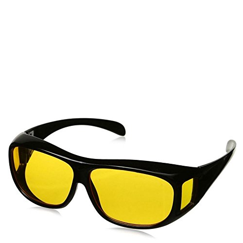 HD Night Vision Wrap Arounds - Prices Vision Care Sunglasses