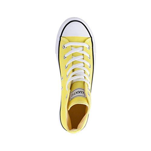 de Zapatillas Elara casa London Yellow Mujer Uqw5wZA