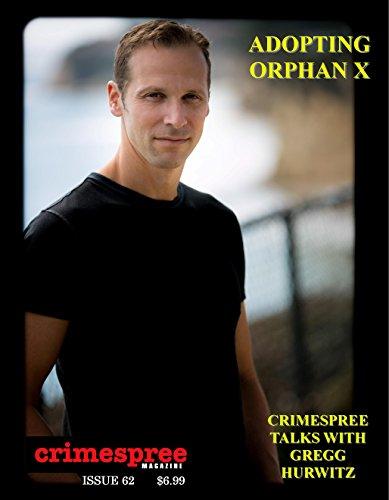 Crimespree Magazine #62