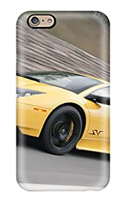 Iphone 6 Case Slim [ultra Fit] Lamborghini Murcielago Protective Case Cover