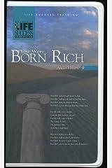 You Were Born Rich Audio Volume 9 (Life Success Training) Audio Cassette