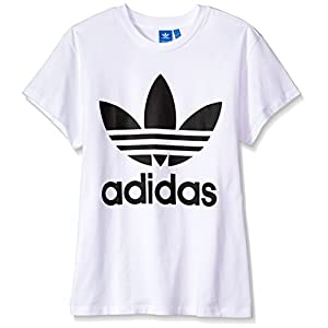 Ratings and reviews for adidas Women's Big Logo Trefoil Tee