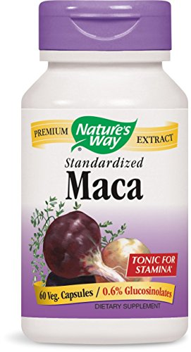 La Nature Racine de Maca, 60 Capsules