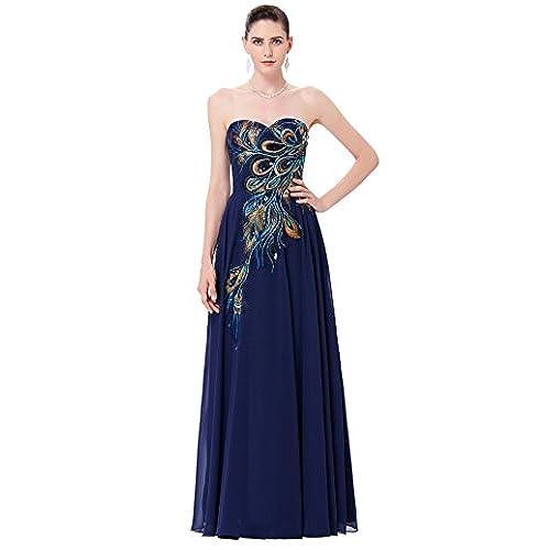Empire Waist Prom Dress Plus Size: Amazon.com