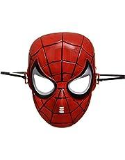 Spiderman Mask for Kids, Multi Color