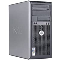 DELL OPTIPLEX TOWER PD Dual Core 3.4GHz 2GB 160GB DVD/CDRW XP