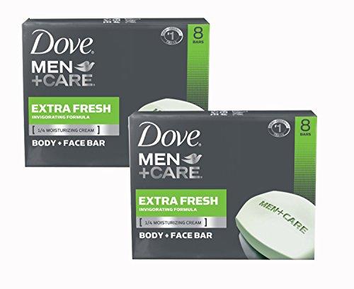 Dove Men Care Body Face
