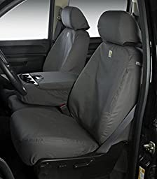 Covercraft SSC2468CAGY Seat Cover, Carhartt Gravel