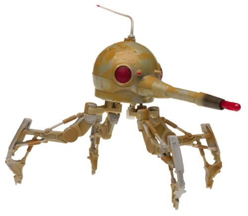 (Star Wars Clone Wars Separatist Forces Spider Droid by Star Wars)