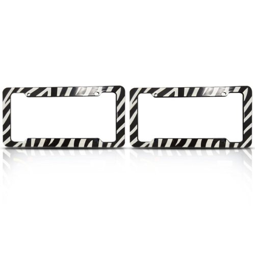 zebra car accessories exterior - 9
