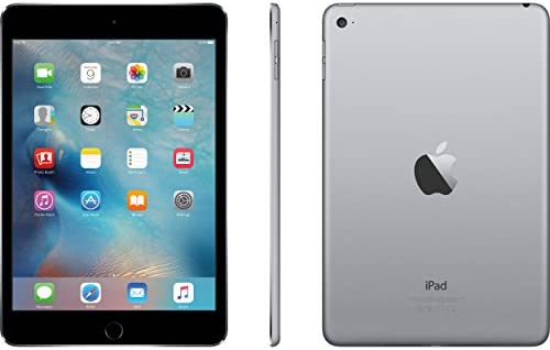 Apple iPad Mini 2 - 128GB Wifi - Space Gray (Renewed)