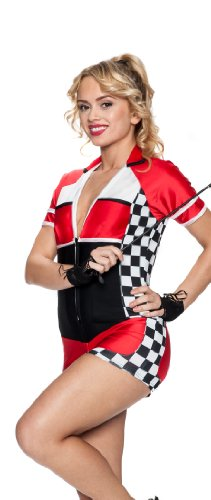 Delicious High Octane Costume, Multi, Large
