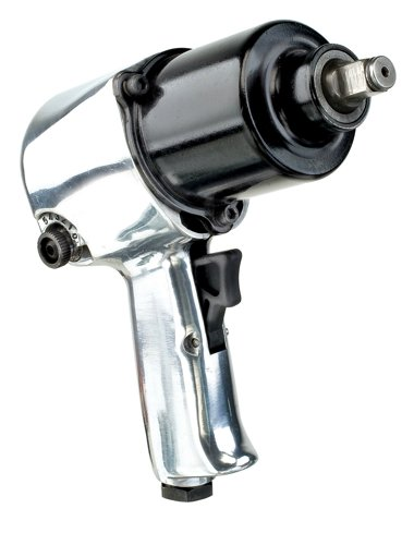Kawasaki 840781 1/2-Inch Air Impact Wrench Twin Hammer by Alltrade