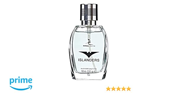 ISLANDERS BY DORALL COLLECTION COLOGNE FOR MEN 3.3 OZ / 100 ML EAU ...