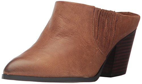 Eden Shoes (Bella Vita Women's Eden Mule, Camel Burnish, 9 W US)