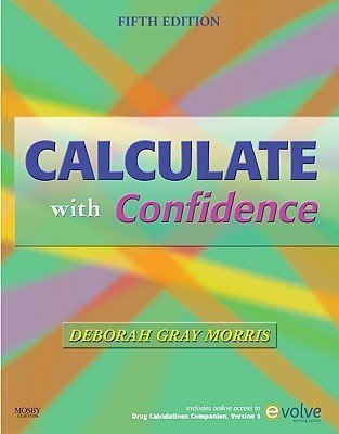 Calculate With Confidence  5Th Edition