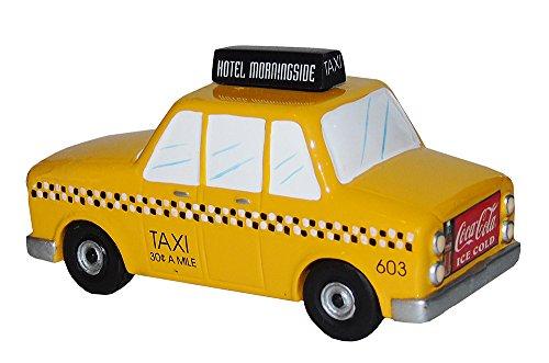 2002 Square - Coca-Cola Town Square Taxi Cab CG2482 2002