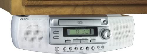 GPX D830 Under-Cabinet Compact Disc Player