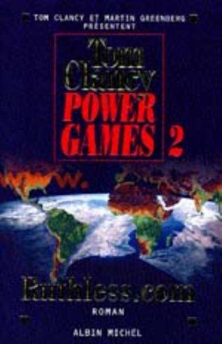 Download Power Games - Tome 2 (Romans, Nouvelles, Recits (Domaine Etranger)) (French Edition) pdf